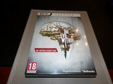 The Evil Within Limited Edition For PC **New & Sealed**.