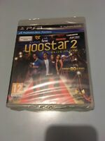 ❤️ Playstation 3 Neuf Sous Blister Pal Fr Yoostar 2 In The Movies