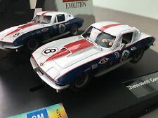 "Carrera Evolution 27524 Chevrolet Corvette Sting Ray ""nº 08"" usa only"