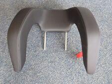 Kopfstütze für Kindersitz Original VW Touran schwarzes Kunstleder unbenutzt