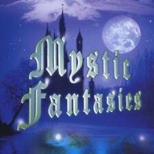 Mystic Fantasies (2001) Aschera, Peter Mergener, Ginkgo Garden, Bernd Sch... CD []