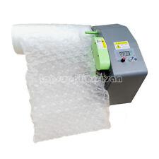 Air Pillow Cushion Bubble Banana Bag Packing Wrap Machine Inflator 110V/220V