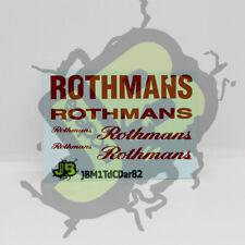 Altaya, 1:18, Rothmans Decals für die BMW M1