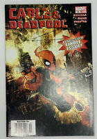 Cable & Deadpool #50 NEWSSTAND EDITION of MARVEL TEAMUP VARIANT  RARE SCARCE HTF