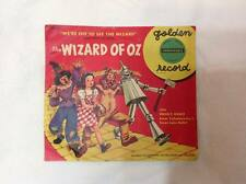 """Little Golden Record """"We're off to See the Wizard/Swan's Song Yellow disc R50A"""