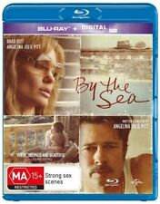 *New Sealed* By The Sea (Blu-ray + Ultraviolet 2016) Brad Pitt + Angelina Jolie