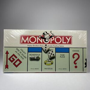 Monopoly 1985 Version New/Sealed Please See Photos No. 009