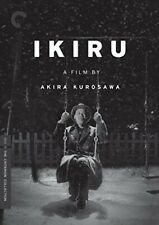 Ikiru (The Criterion Collection, 2 Disc) DVD NEW