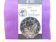 """Malte 2019 Pièce 2€  """"Nature et environnement"""" UNC dispo"""