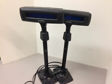 Lot of 2 Radiant Systems Display Pole P707