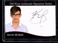 Kevin McHale Signed Autograph Glee 258 West Authentic #338 of 350