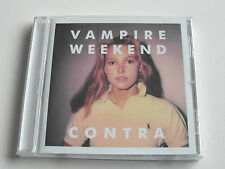 Vampire Weekend - Contra (CD Album) Used Very Good