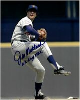 Jon Matlack New York Mets Autographed 8x10 Photo With NL ROY 1972 Inscription