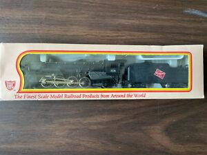 HO IHC Milwaukee Road Railroad Mikado Premier 2-8-2 M9819 Steam Locomotive #319
