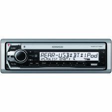 Kenwood Kmr- D772bt Single DIN Marine USB CD Mp3 Bluetooth Stereo Receiver