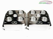 (2) Dillon RL550B  BL550 Style Billet Aluminum tool head CNC Made Toolhead