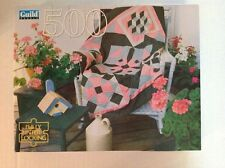 """New 500 pc Jigsaw Puzzle """"Lazy Summer Afternoon"""" by Guild Puzzle 10+ unisex"""