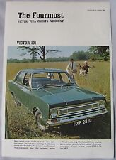 1966 Vauxhall Victor 101 Original advert