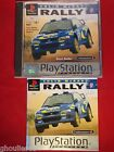 COLIN MCRAE RALLY PLAYSTATION 1 COLIN MC RAE RALLY PS1 PSONE PS2 PS3 PLATINUM