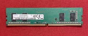 Samsung 4GB PC4 2400T DDR4 M378A5244CB0-CRC Non-ECC Desktop Memory