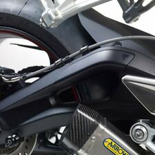 GENUINE TRIUMPH STREET TRIPLE S R RS 765 SWINGARM COVER PROTECTORS A9640188