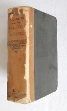 MALATTIE VENEREE E SIFILITICHE e MALATTIE DELLA PELLE libri medicina 1923