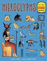 Hieroglyphs, Paperback by Milton, Joyce; Micucci, Charles (ILT), Brand New, F...