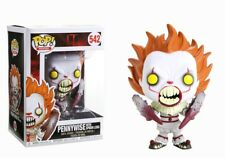 IT Pennywise with spider legs Pop! Funko movies Vinyl Figure n° 542