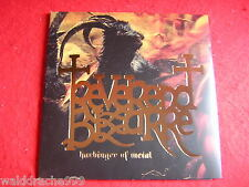 Reverend Bizarre - Harbinger of Metal, Svart SVR 003 2 LP Set 2010, lim. black