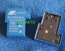 5pcs ORIGINAL SLA-24VDC-SL-A 24VDC SONGLE Relay 4Pins