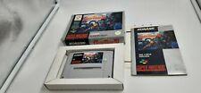 Jeu Super Nintendo SNES Super Castlevania IV 4 complet