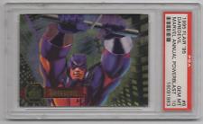 1995 Flair '95 Marvel Annual Powerblast #6 Daredevil - PSA 10 GEM MT (HH29)