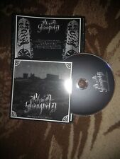 BLOOD STRONGHOLD-heritage in ancient shadows-CD-black metal