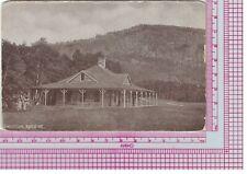 Postcard Maine, Kineo, Kineo Club