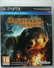 Cabelas Dangerous Hunts 2011. Ps3. Fisico. Pal Es