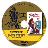 Pickup on South Street 1953Classic DVD Film-Richard Widmark, Crime, Thriller