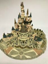 Disney Fraser Collections Disneyland Paris Sleeping Beauty's Castle Ornament