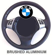 Púrpura-BMW F20 F30 Volante de Aluminio Placa Surround 1 2 3 4 5 Series