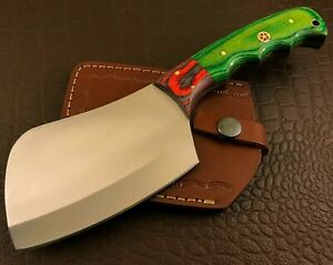 Handmade Axe/ Hatchet-Carbon Steel -Bush Craft-Functional-Camping-Ch35