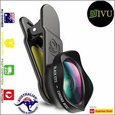 Universal Smart Phone Lens  Pro Cinema Wide 120 degree Black Eye Mobile lens