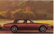 1978 Cadillac Seville Dealer Postcard - Unposted