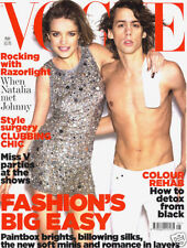 May Vogue Magazines for Women