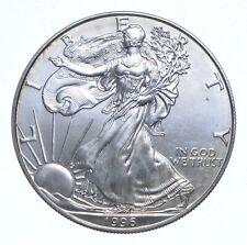 Rarest 1996 American Silver Eagle - Key Date - Rare LOW MINTAGE *267