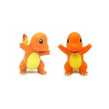 "2 LOT 2"" Pokemon Go Action Figure Tomy Toys Sideways&Upright Charmander"