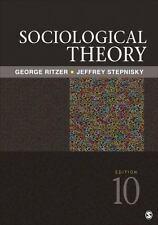 Sociological Theory by Ritzer, George, Stepnisky, Jeffrey N.