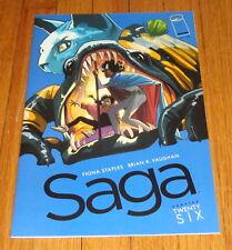 Saga #26 1st Print Brian K Vaughan Fiona Staples Image Comics