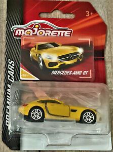 2017 MAJORETTE PREMIUM CARS - MERCEDES-AMG GT - NEW ON CARD - #2326-1