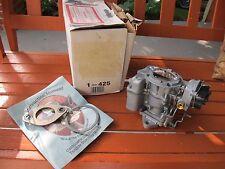 NOS TOMCO Rebuilt Carburetor 1975 1976 1977 Ford Mercury Carter 250ci