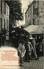 CPA  Foires en Morvan - Retour de la Foire ... (457343)