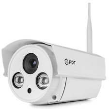 FDT 1080P HD WiFi Bullet IP Camera FD8902 Outdoor Wireless Security Camera